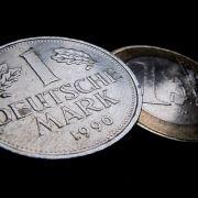 DM-Münzen so wertvoll wie nie (Foto)