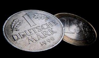 Seltene DM-Stücke sind mehrere Tausend Euro wert. (Foto)