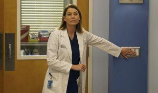 """Ellen Pompeo in ihrer Rolle als Meredith Grey bei """"Grey's Anatomy"""". (Foto)"""
