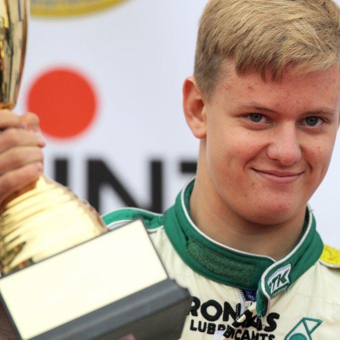 So hart ist der Formel-4-Start für den Sohn von Michael Schumacher (Foto)