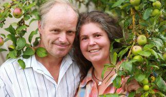 """Norbert und seine Petra lernten sich bei """"Bauer sucht Frau"""" kennen. (Foto)"""
