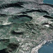 Europas Supervulkan kann uns den Weltuntergang bringen (Foto)