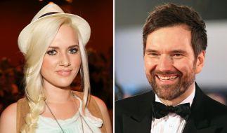 """Ingo Nommsen und Sarah Knappik zeigten sich gemeinsam bei den """"Lea""""-Awards. (Foto)"""