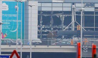 Bei den Anschlägen in Brüssel - u.a. am Flughafen - waren Dutzende Menschen ums Leben gekommen. (Foto)