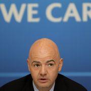 Schweizer Bundespolizei durchsucht UEFA-Zentrale (Foto)