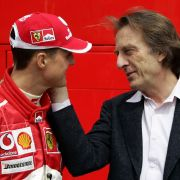 Luca di Montezemolo: Ex-Ferrari-Chef glaubt an Schumis Genesung (Foto)