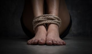Ein 14-Jähriges Mädchen wurde vom IS entführt und missbraucht. Nun ist sie wieder frei. (Foto)