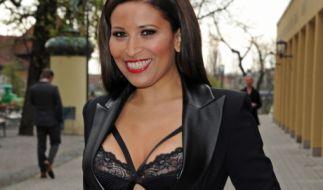 Patricia Blanco in ihrem neuen Look. (Foto)