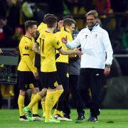 Klopp stoppt Siegeszug des BVB ! 1:1 gegen Liverpool (Foto)