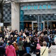 Schock! Evakuierung des Primark-Stores in Leipzig (Foto)