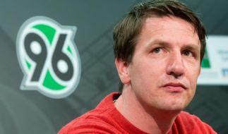 Übernimmt für die verbleibenden sechs Bundesligaspiele das Amt des Cheftrainers bei Hannover 96. (Foto)
