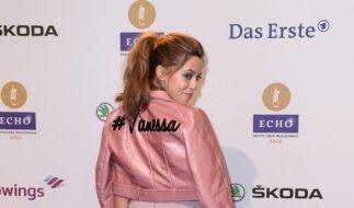 Die Echo-Verleihung verließ Vanessa Mai nicht allein. (Foto)