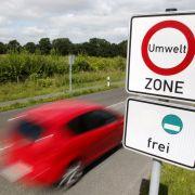 13 Mio. Autos betroffen! Innenstadt-Verbot auch für Ihren PKW? (Foto)