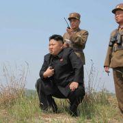 So droht der nordkoreanische Diktator dem Westen! (Foto)