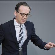 Justizminister Maas will sexistische Werbung verbieten (Foto)