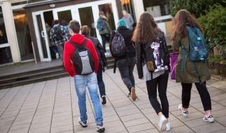 In Alsdorf bei Aachen können Gymnasiasten jetzt noch Gleitzeit lernen. (Foto)