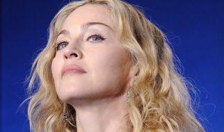 Zwischen Madonna und Sohn Rocco herrscht Eiszeit. (Foto)