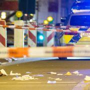 21-Jähriger mit sechs Kugeln erschossen (Foto)