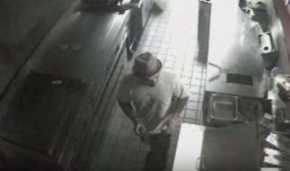 Einbruch in Fast-Food-Kette: Dieser Mann will kein Geld - nur einen Burger! (Foto)