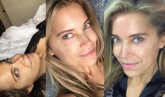 Sylvie Meis ist ungeschminkt am schönsten. (Foto)
