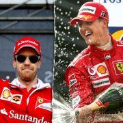 So sehr macht Sebastian Vettel Schumis Schicksal zu schaffen (Foto)