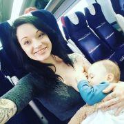Diese Frau ließ andere Mütter ihr Kind stillen - Aus gutem Grund (Foto)