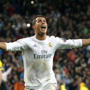 Cristiano Ronaldo schießt Wolfsburg mit 0:3 ins Aus (Foto)
