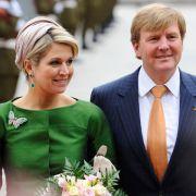 So erlebt das niederländische Königspaar Bayern (Foto)