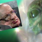 Stephen Hawking mit Nano-Raumschiffen auf Alien-Jagd im All (Foto)