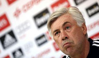 In der kommenden Saison beim FC Bayern auf der Bank: Carlo Ancelotti. (Foto)