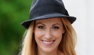 Andrea Kaiser: Privat hat sie ihr Glück gefunden. (Foto)