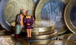 Rentner werden offenbar doppelt zur Kasse zur gebeten. (Foto)