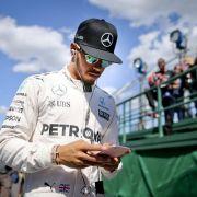 Startplatz-Strafe für Lewis Hamilton (Foto)