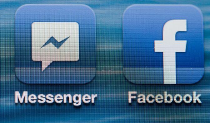 Update beim Facebook-Messenger