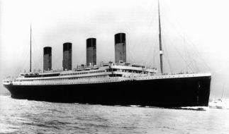 Am 15. April 1912 sank die RMS Titanic auf ihrer Jungfernfahrt. (Foto)