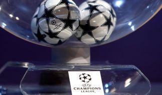 Im Schweizer Nyon werden die Halbfinal-Partien der Champions League sowie der Europa League ausgelost. (Foto)