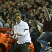 Liverpool-Kloppo haut Dortmund mit 4:3 raus (Foto)
