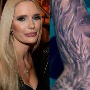 Mirja Du Mont schockt mit Nasenring und Tattoo (Foto)