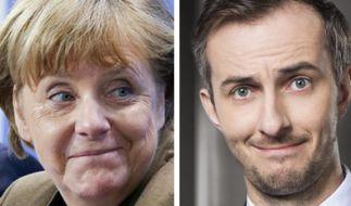 Angela Merkel äußert sich zum Fall Böhmermann. (Foto)
