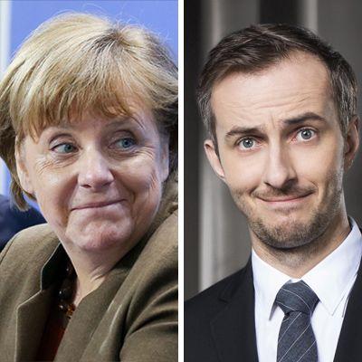 Merkel beugt sich! Ermittlungen gegen Böhmermann erlaubt (Foto)