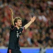 FC Bayern München klar auf Meisterkurs (Foto)