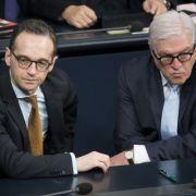 Zerbricht die GroKo an der Jan-Böhmermann-Affäre? (Foto)
