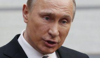 Wladimir Putin veröffentlicht seine Steuererklärung. (Foto)