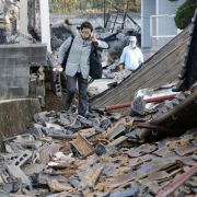 Erneutes schweres Erdbeben - mindestens 22 Tote (Foto)