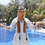 Andrea Kiewel begrüßt ihre Gäste auf Gran Canaria (Foto)