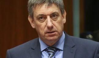 Der nationalistische Innenminister Belgiens Jan Jambon. (Foto)