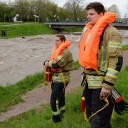 Vom Hochwasser mitgerissenes Kind (9) tot (Foto)