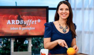 """Fatma Mittler-Solak präsentiert beim """"ARD-Buffet"""" in dieser Woche Superfoods. (Foto)"""