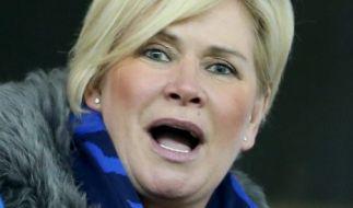 Claudia Effenberg räumt mit Botox-Lüge auf. (Foto)