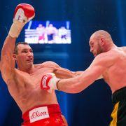 Tyson Fury sicher: Klitschko hat Titel absichtlich verloren (Foto)